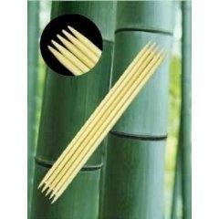 Bambus sokkaprjónar 20 cm