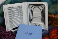 Denise heklunálar/ crochet hooks