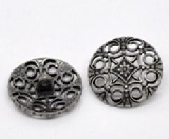 Málmtölur / Metal buttons