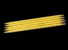 Bambus prjónar 13cm - 3.5mm image