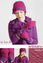 Glam gloves & cool cloche - Inca Cloud image